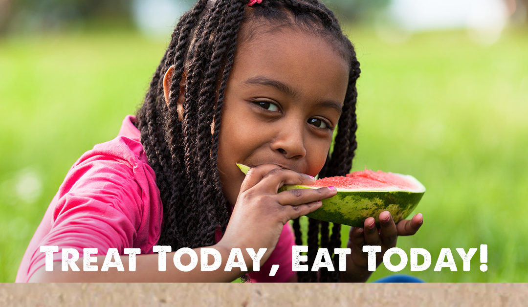 Grow Today Eat Today