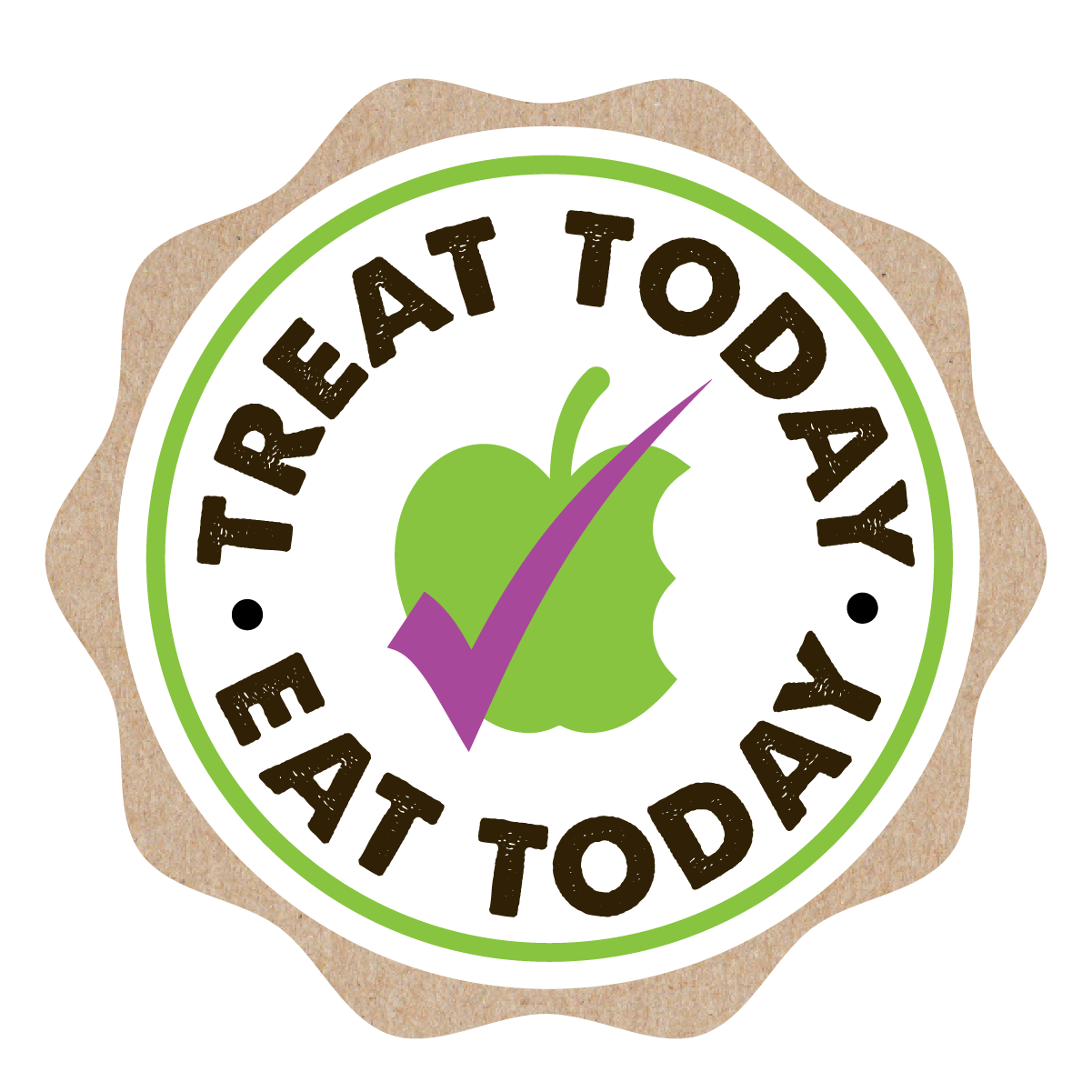 Treat Today, Eat Today.